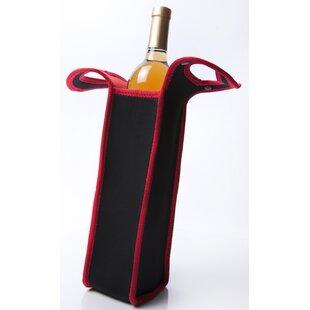 Neoprene Single Wine Bottle Tote