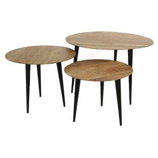 Ringgold 3 Piece Nest Of Tables By Williston Forge