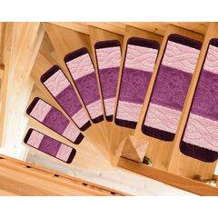 Purple Stair Tread Rugs You Ll Love In 2021 Wayfair