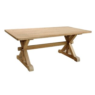 Andr? Wooden Picnic Bench by One Allium Way