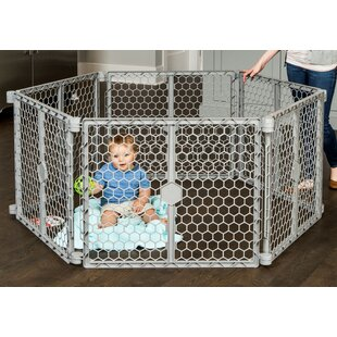Regalo Plastic Play Yard Safety Gate