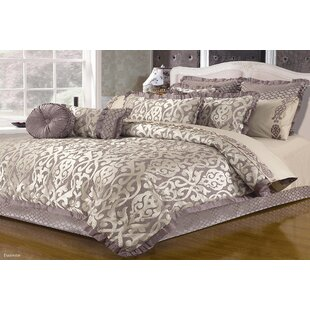 Laursen 6 Piece Comforter Set