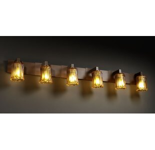 Darby Home Co Audry 6 Light Bath Vanity Light