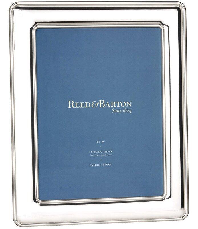 Reed Barton Regal Picture Frame Wayfair