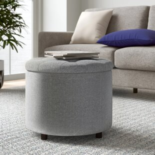 Fabulous Zora Zipcode Design Storage Ottoman With Tray Alphanode Cool Chair Designs And Ideas Alphanodeonline