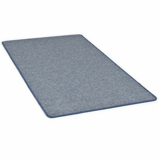 Blue Rug by Symple Stuff