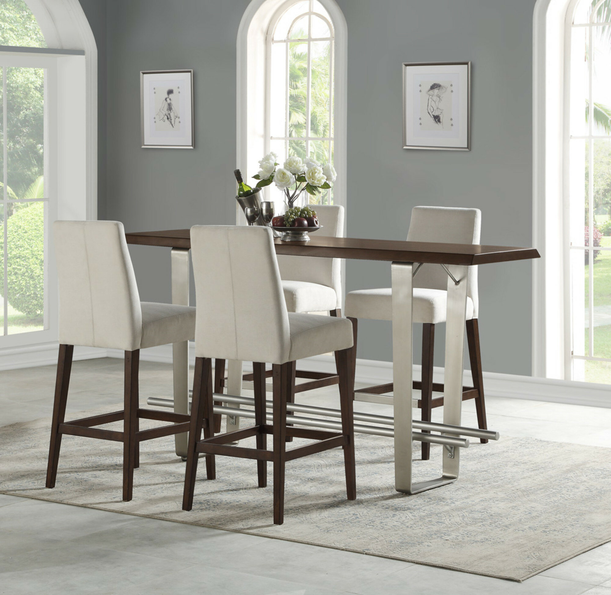 Counter Height Dining Sets Orlando