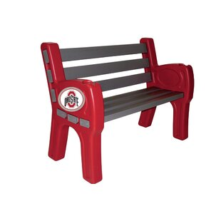 NCAA Wooden Park Bench by Imperial International
