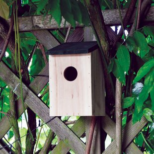 Free Standing Bird House By Garden Mile