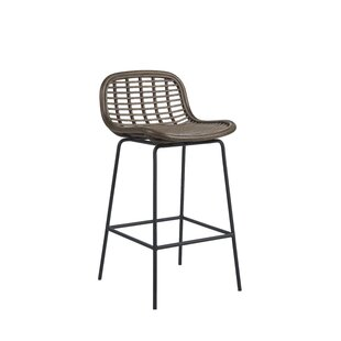 Jake 37'' Bar Stool by Gabby Spacial Price