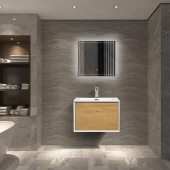 Red Barrel Studio Cruthers 59 Double Bathroom Vanity Set Wayfair