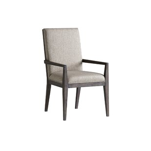 Best Reviews Santana Bodega Upholstered Dining Chair by Lexington Reviews (2019) & Buyer's Guide