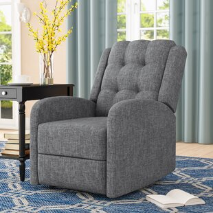 Sydenham Manual Recliner by Winston Porter