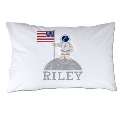 4 Wooden Shoes Personalized Astronaut Pillow Case