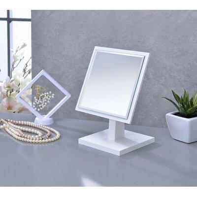 Pedestal Mirror Wayfair