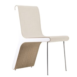 Hervey Upholstered Dining Chair Orren Ellis