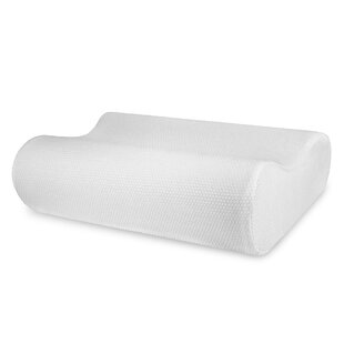 Girton Classic Contour Memory Foam Bed Pillow