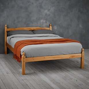 Ashton Small Double (4') Bed Frame By Alpen Home