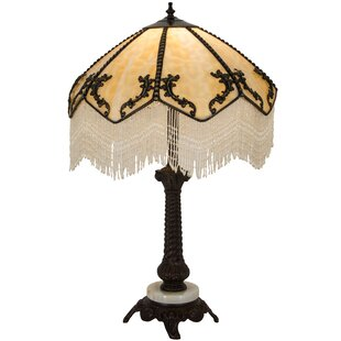 Normand Fringed 30 Table Lamp