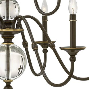 Eleanor 9-Light Chandelier..