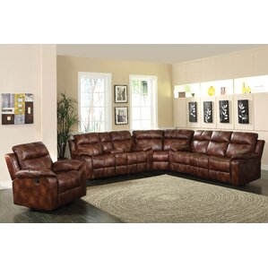 Dyson Reversible Reclining Sectional by ACME Furniture