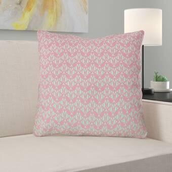 Mercer41 Hinton Charterhouse Square Cotton Pillow Cover Insert Wayfair