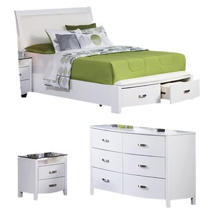 Rushmere Platform Configurable Bedroom Set