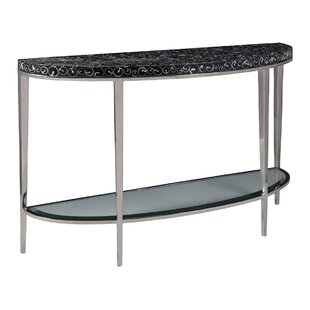 Signature Designs Mariana Demilune Console Table
