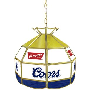 Trademark Global Coors Banquet Stained Glass 16