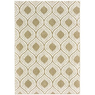 Price Check Nannie Beige/White Area Rug By Zipcode Design