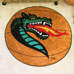 NCAA University of Alabama at Birmingham Basketball Mat By FANMATS