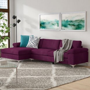 Mercury Row Martello Modern Sectional