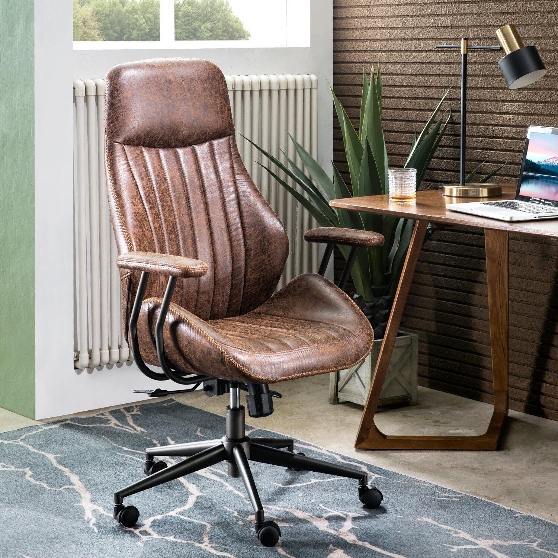 Industrial Office Chairs Wayfair