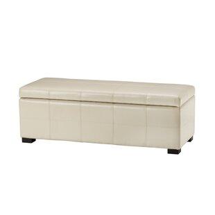 Safavieh Madison Leather Storage Bench