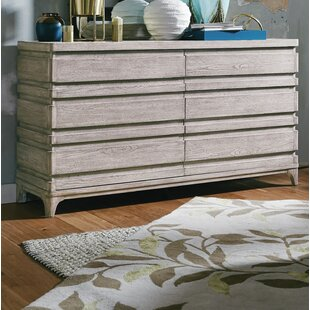 Freitas Wood 6 Drawer Double Dresser