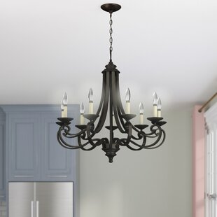 Earline 9-Light Chandelier..