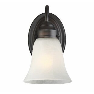 Shopping for Vanhoy 1-Light Wall Sconce By Winston Porter