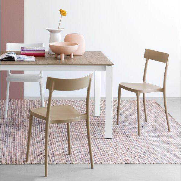 Argo Stacking Patio Dining Chair Allmodern