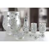 Fincher 5 Piece Bathroom Accessory Set