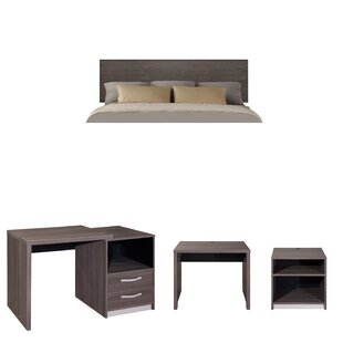 Asha Panel Configurable Bedroom Set