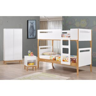Sabastian Single (3') Bed With Mattress By Harriet Bee
