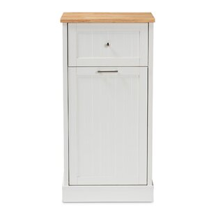 Ebony 1 Drawer Accent Cabinet by Ebern Designs