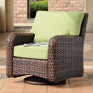 Rosecliff Heights Losey Patio Chair with Cushion