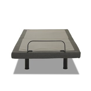 16 Massaging Zero Gravity Adjustable Bed with Wireless Remote