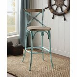 Chandni Solid Wood 29.25 Bar Stool by August Grove®