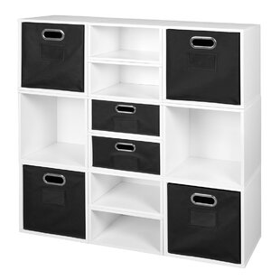 Chastain Standard Bookcase by Rebrilliant Herry Up
