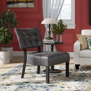 Avianna Slipper Chair by Winston Porter