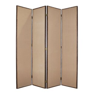Valencia 4 Panel Room Divider by Screen Gems
