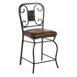 Weiss 24 Bar Stool (Set of 2) by Bloomsbury Market
