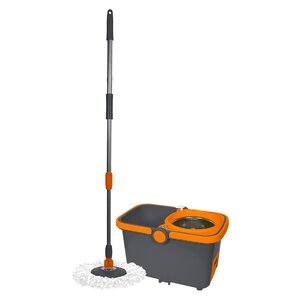 Spin Cycleu2122 Spin Bucket With Mop